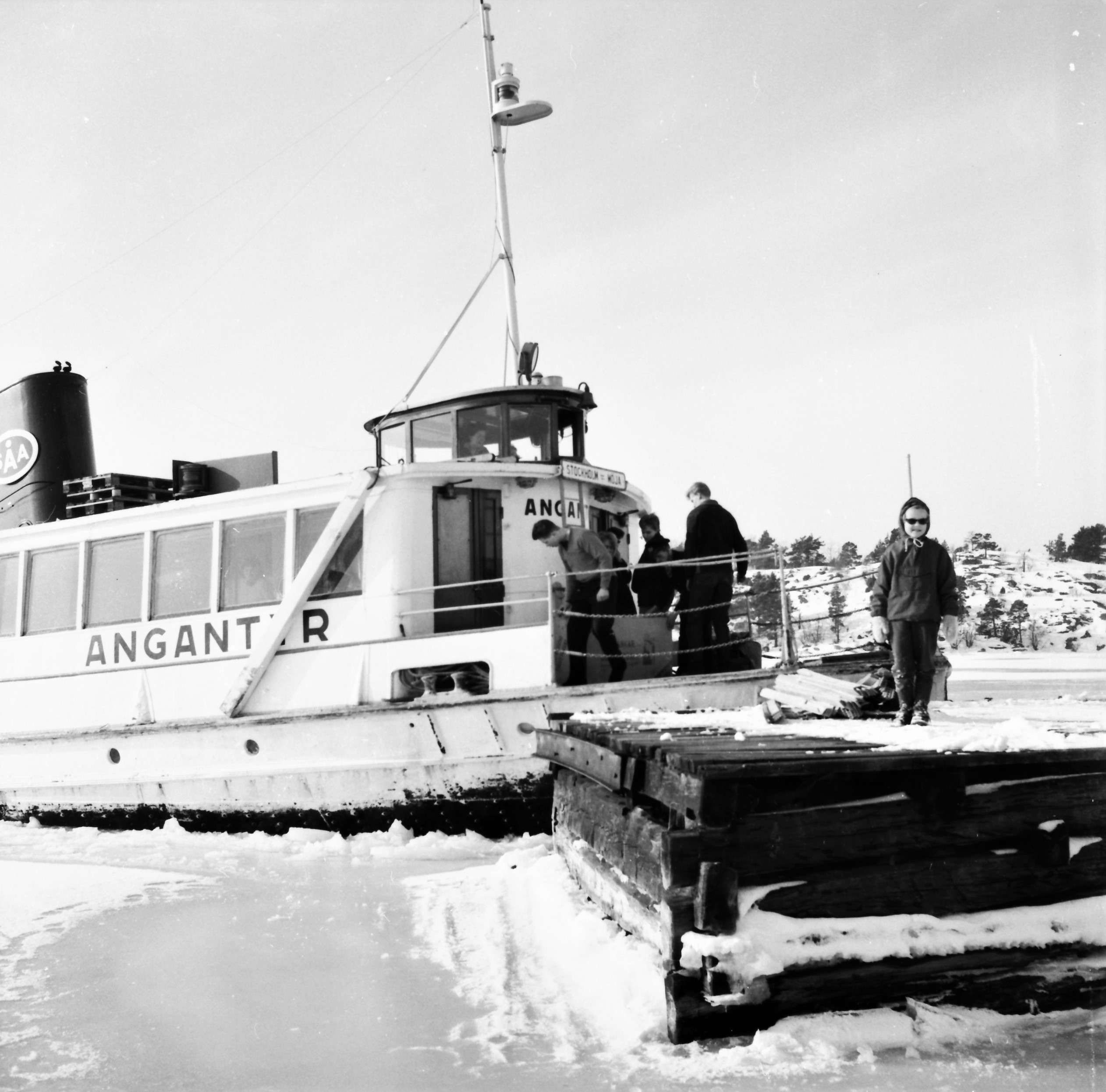 Angantyr-1964 (foto: S-O Fredriksson)